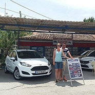 ANTONY Rent a Car in Lesvos | The company you can trust